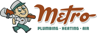 Water heater installation for products by Metro Plumbing